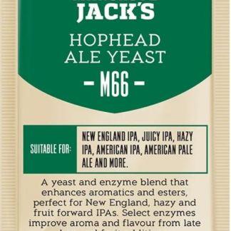 Mangrove Jacks's Hophead ale gær