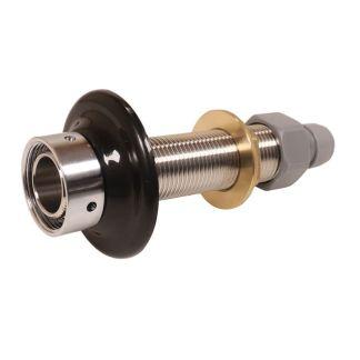 100 mm gennemføring (shank) til fadølshane