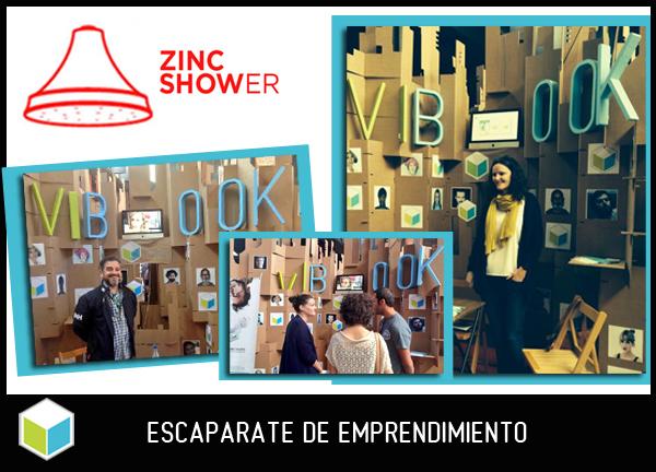 zinc shower 2014