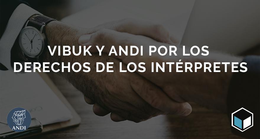 derechos intérpretes