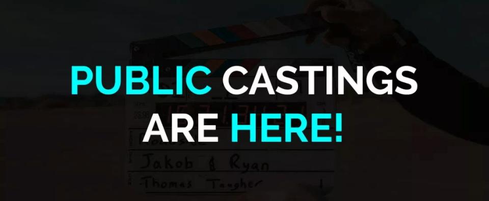 Public Casting