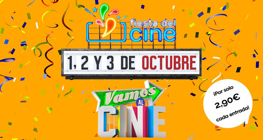 fiesta cine octubre
