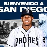 Manny Machado firma histórico contrato con los Padres