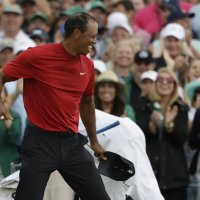 Ratings TV se disparan con victoria de Tiger en el Masters