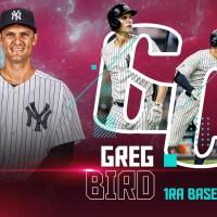 Gigantes contratan al inicialista Greg Bird como nuevo refuerzo