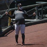 Dirigente dice que peso de Pablo Sandoval no es problema