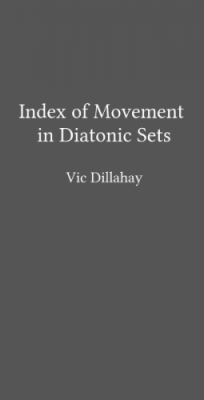 Index of Movement in Diatonic Sets Front Cover