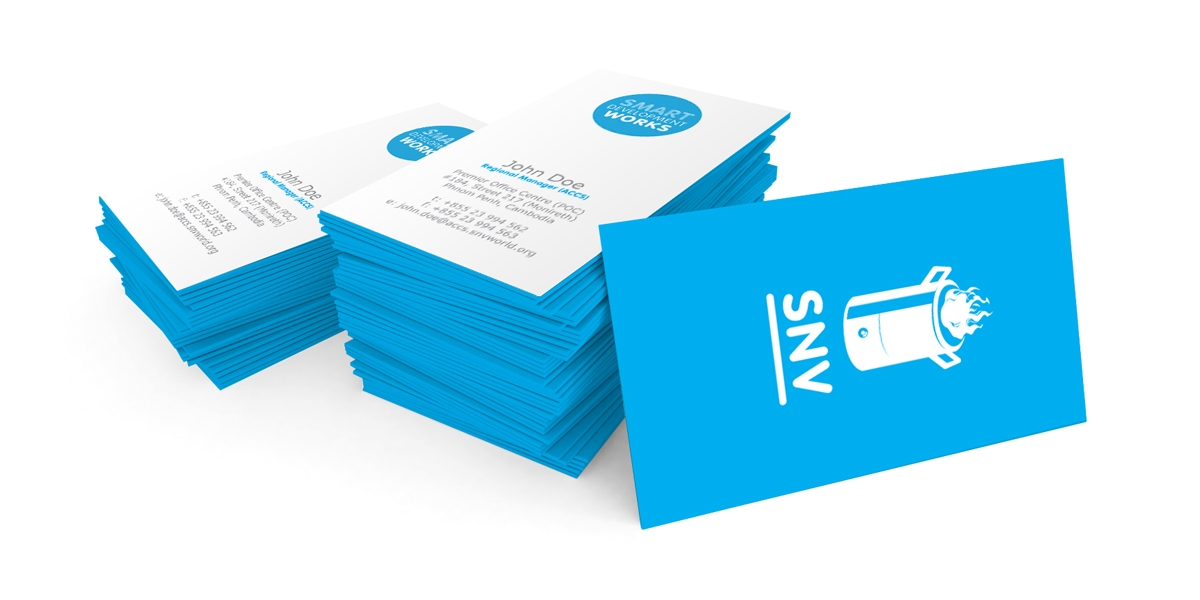 SNV ACCS Business Cards