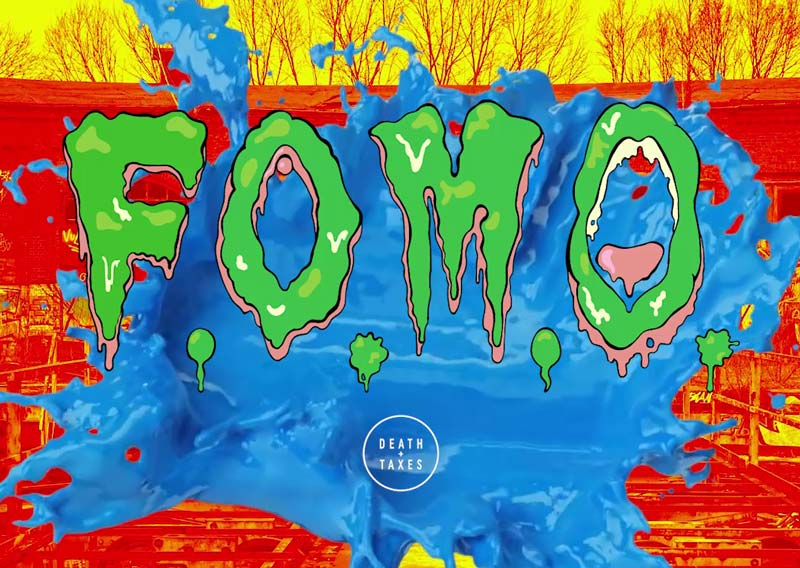 FOMO Hand Lettering Preview