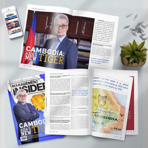 Management Insider Magazine Issue #9