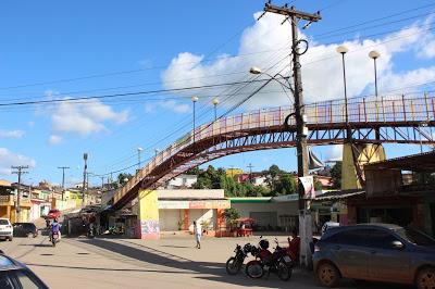 Prefeito consegue recursos federais para reformar passarela e terminal rodoviário
