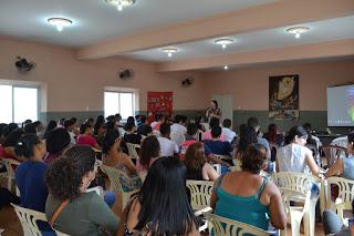 Secretaria de Educação reúne professores do programa Novo Mais Educação em Vicência
