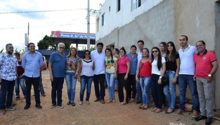 Prefeitura reabre quadra poliesportiva do Povoado Borracha