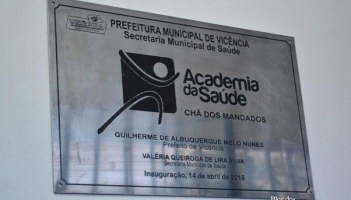 Academia da Saúde e Creche da Chã dos Mandados são inauguradas em Vicência