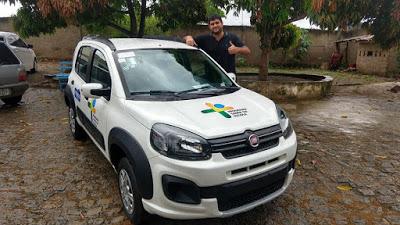 Prefeitura de Vicência adquire veículo Zero KM para o programa Saúde na Escola