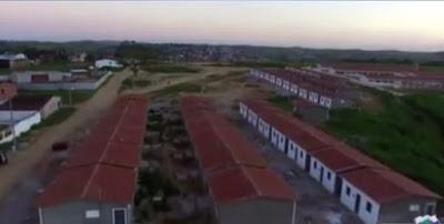Prefeitura de Vicência define data para entrega de 50 casas populares na Chã dos Mandados