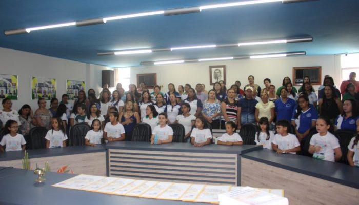 Pelo segundo ano, Escola Juvenato Padre Guedes vence o Concurso Ler Bem