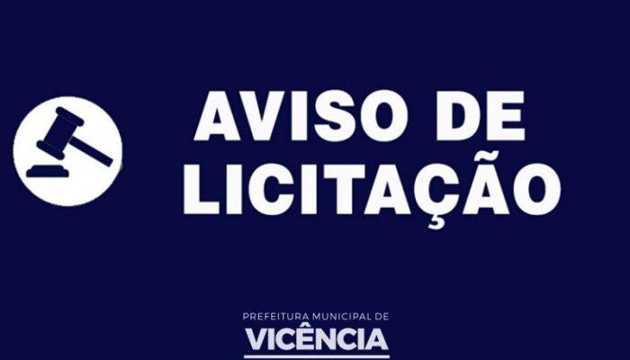 AVISO DE DISPENSA DE LICITAÇÃO Nº 06/2021
