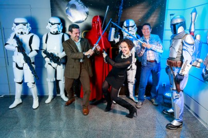 Evento HASBRO Star Wars