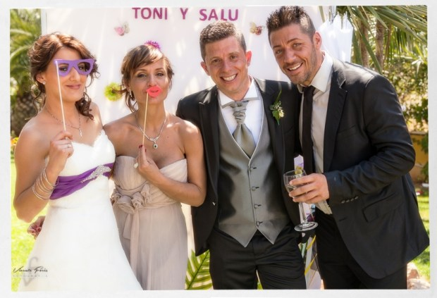 Photocall Salu y Toni900