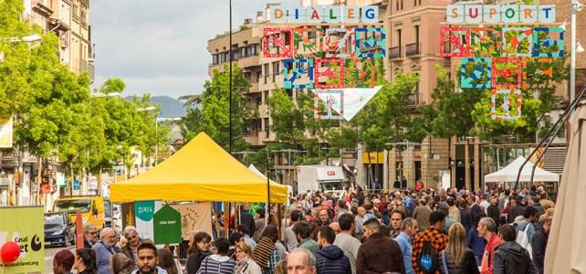 La 17a Mostra d'Entitats de Vic s'ajorna fins al maig del 2021