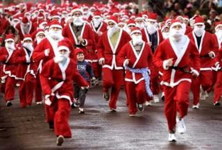 Ya no corremos en Navidad