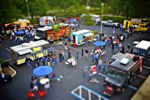 Food Trucks Friday