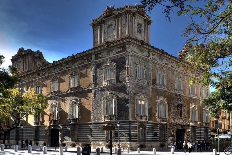 10 preciosos lugares secretos de Valencia