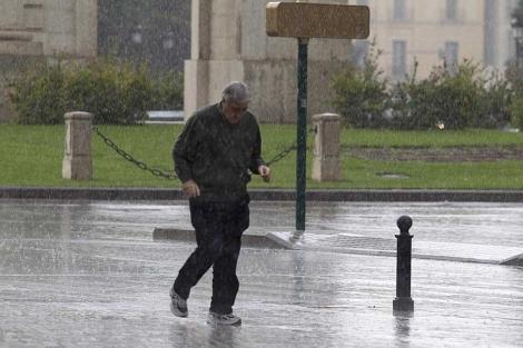 Cosas que pasan en Valencia cuando llueve