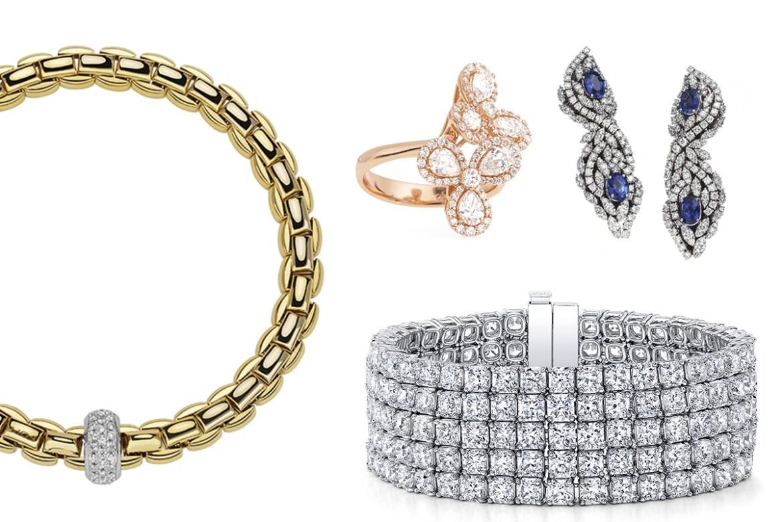 A Diamond to Celebrate April