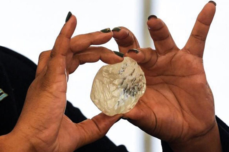 The Treasure of Botswana