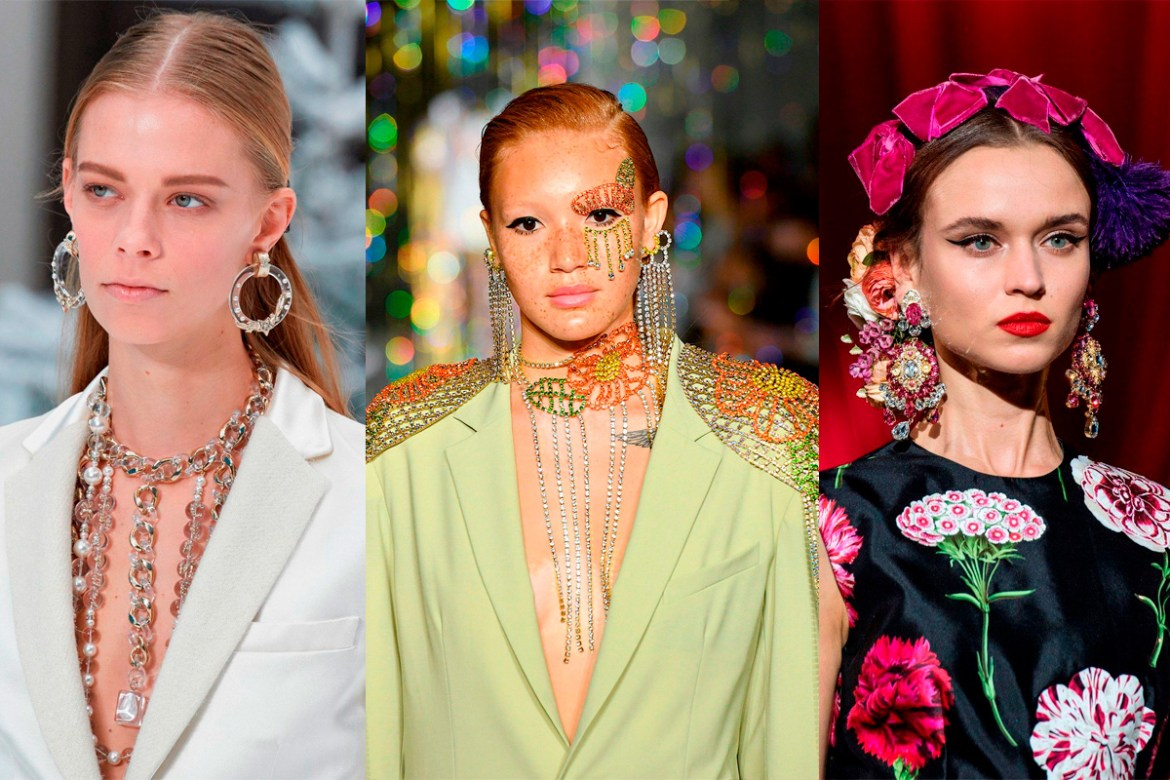 Spring Summer '21: accessories in the foreground