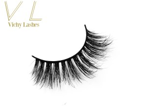 Make your own brand high quality mink eyelashes 3d mink lashes,100% real mink fur lashes