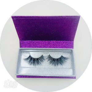 Mink Lashes Vendor Wholesale Custom Private label Luxury