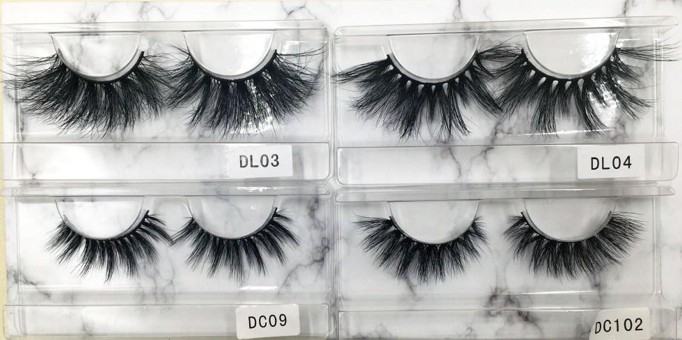 wholesale mink eyelashes vendor