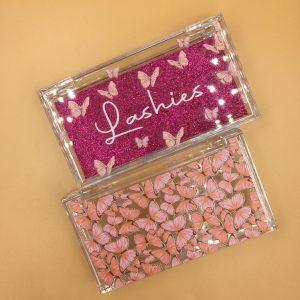 Custom Butterfly Lash Packaging