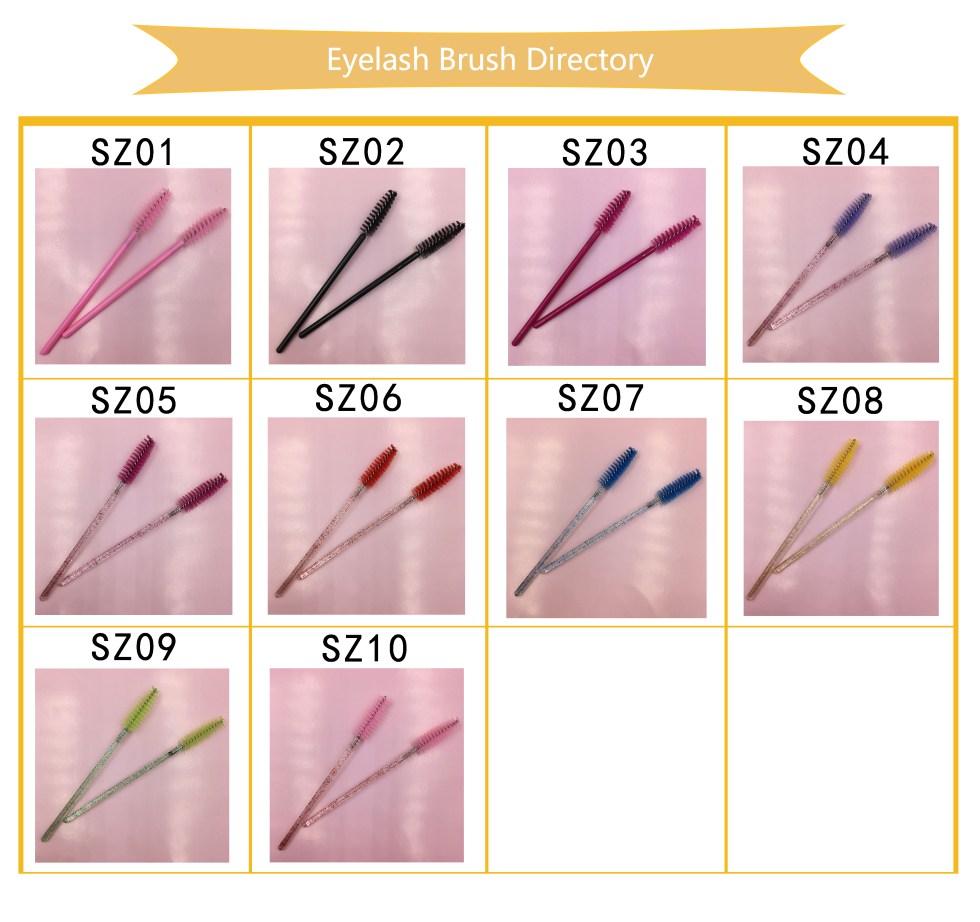 Lash Brushes
