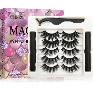 Magnetic lashes with liner Kit
