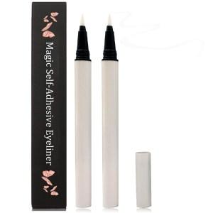 Clear Color Eyeliner Glue Pen