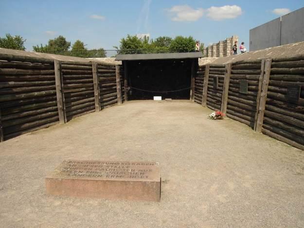campo concentração Sachsenhausen