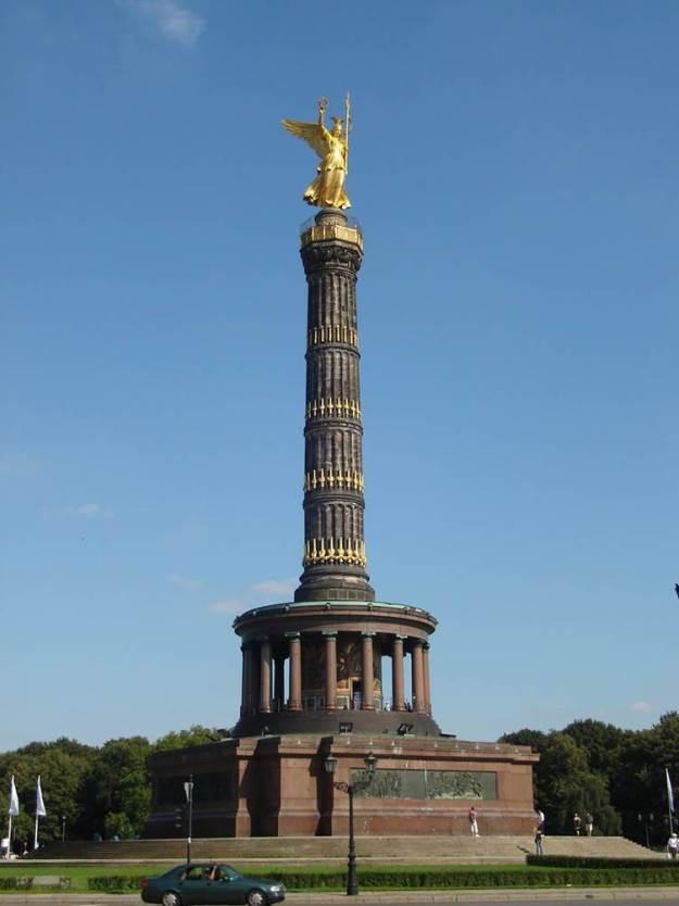 Coluna da Vitória Tiergarten