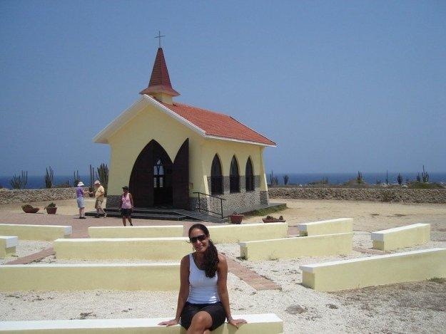 Aruba passeio Alto Vista Chapel