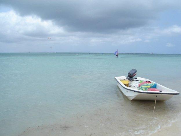 o que fazer em aruba palm beach