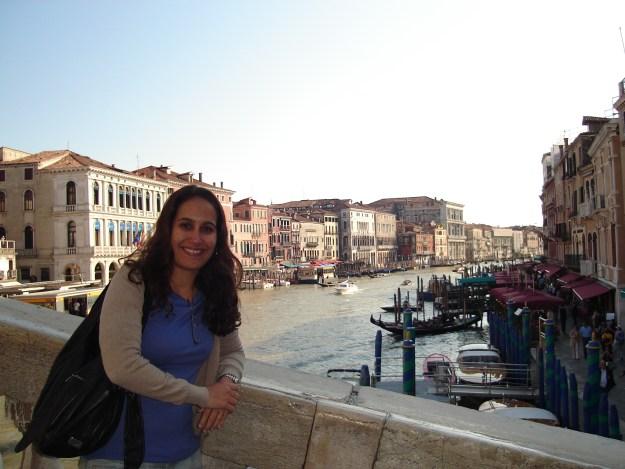Veneza é ou não é linda? Foto: Marcelle Ribeiro