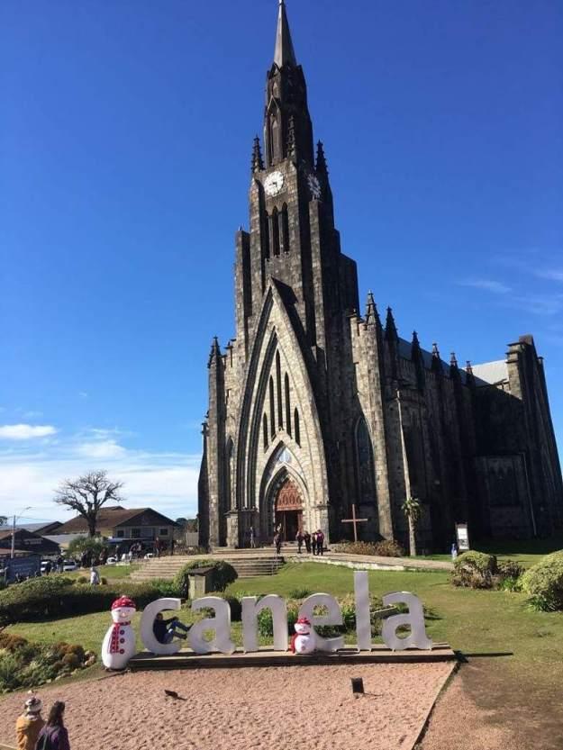 o que fazer em canela catedral pedra