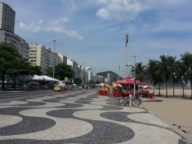 praias do rio de janeiro copacabana