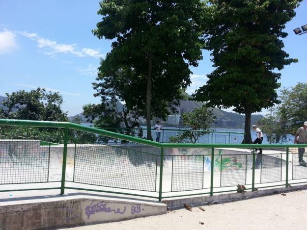 o que fazer na lagoa rodrigo de freitas skate