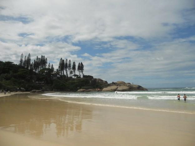 Praia da Joaquina florianopolis