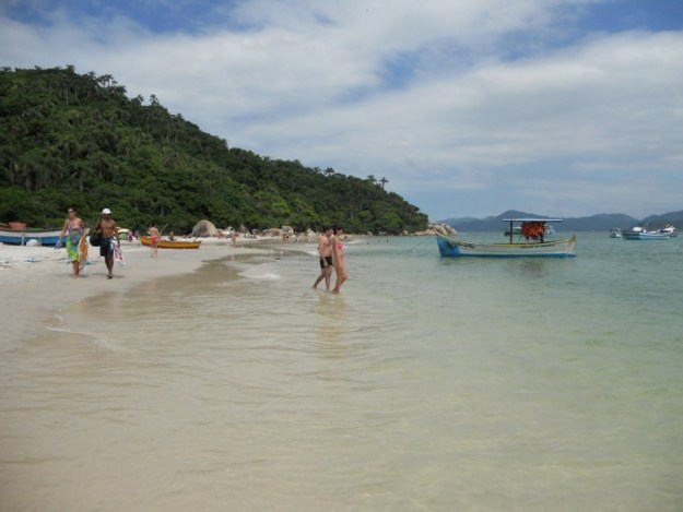 ilha do campeche como ir barco