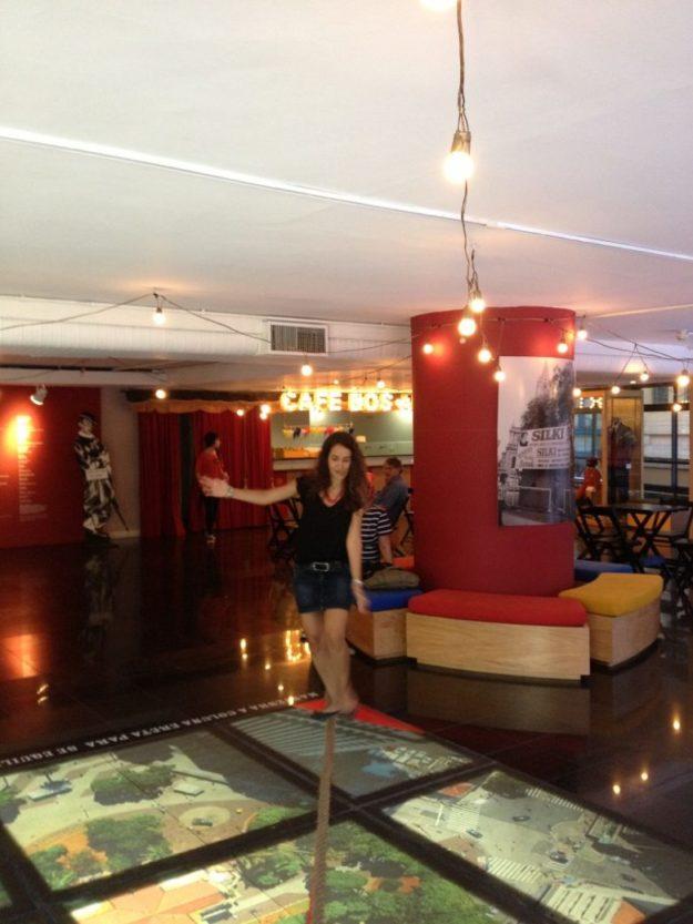 museu do circo atividade sp